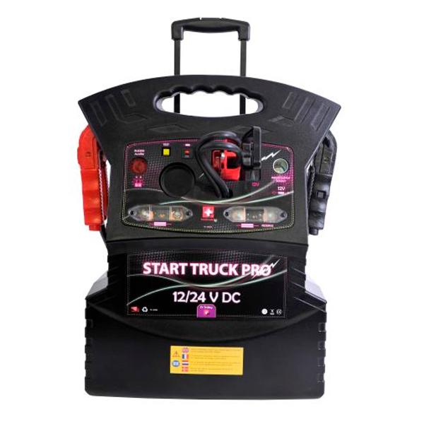 Cevik SP-P01-TR-1224 Starthilfe für Industriebatterien