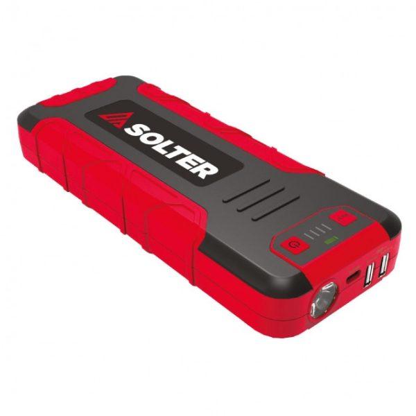 Arrancador de baterías SOLTER LITHIUM LT-17