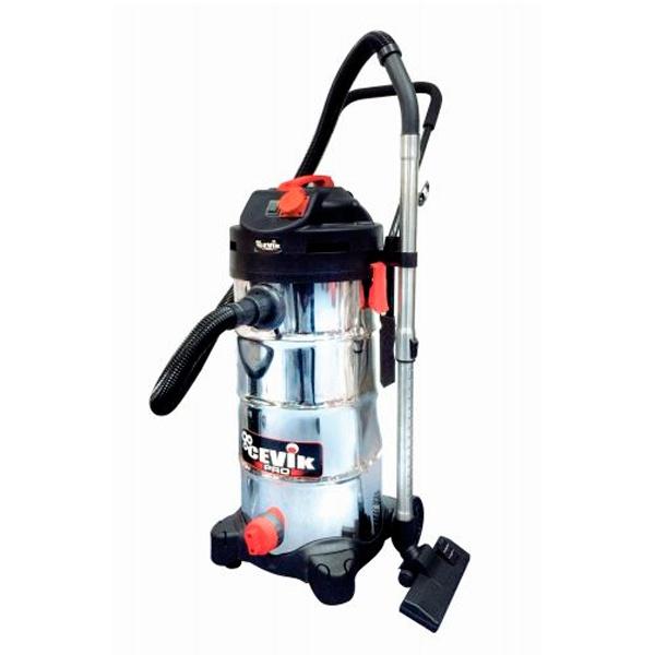 Cevik CE-PRO50XT Staubsauger für Flüssigkeiten und Feststoffe