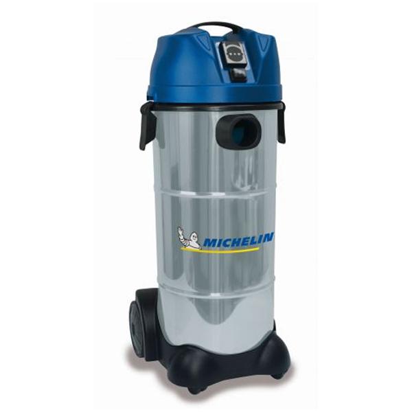 Michelin VCX50-1500PEINOX Staubsauger für Flüssigkeiten und Feststoffe