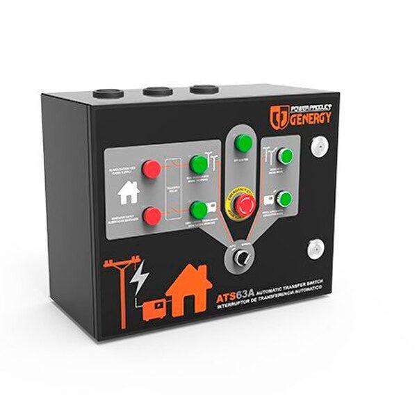 AUTOMATIC TRANSFER BOX ATS 63 A