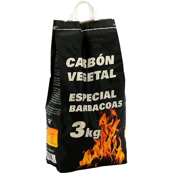 Carbón vegetal