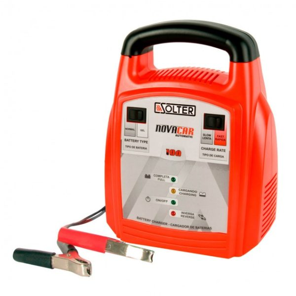 SOLTER NOVACAR 10A battery charger