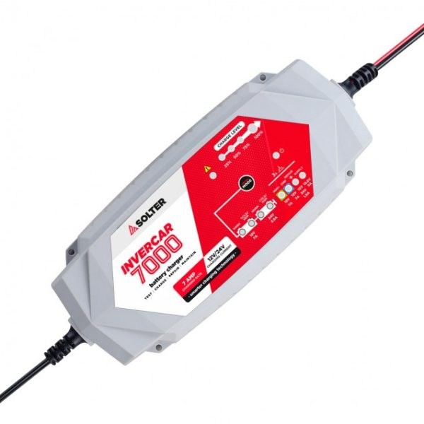 SOLTER INVERCAR 7000 battery charger