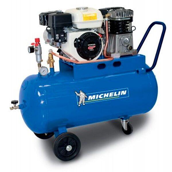 Compresor de aire a gasolina Michelin CA-MUX360/100 5HP 10BAR