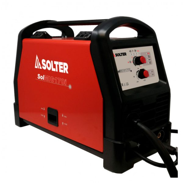 SOLTER SOLMIG 170I soldering iron
