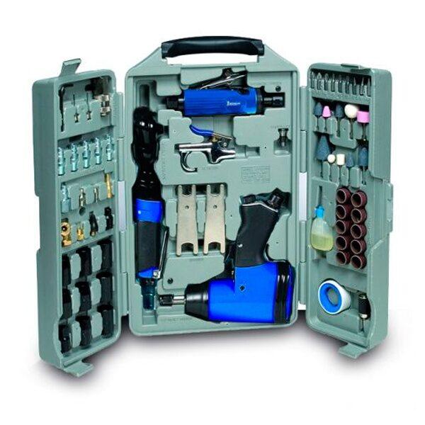 Kit de 66 accesorios para compresores Michelin