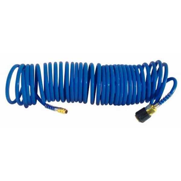 Spiralschlauch 10M blau Cevik pro CA-SPR10-812