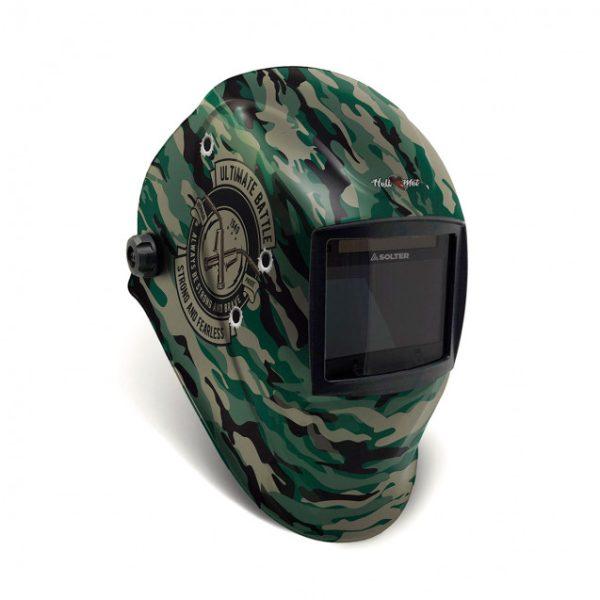 Máscara de soldar Solter Helmet Army