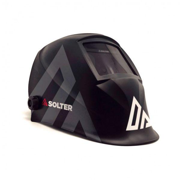 Máscara de soldar Solter Helmet R-10