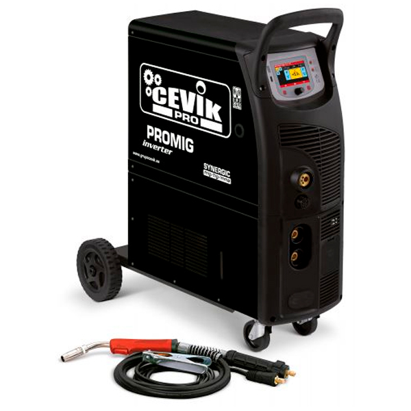 Cevik CE-PROMIG430PULSE Wechselrichter-Drahtschweißgerät