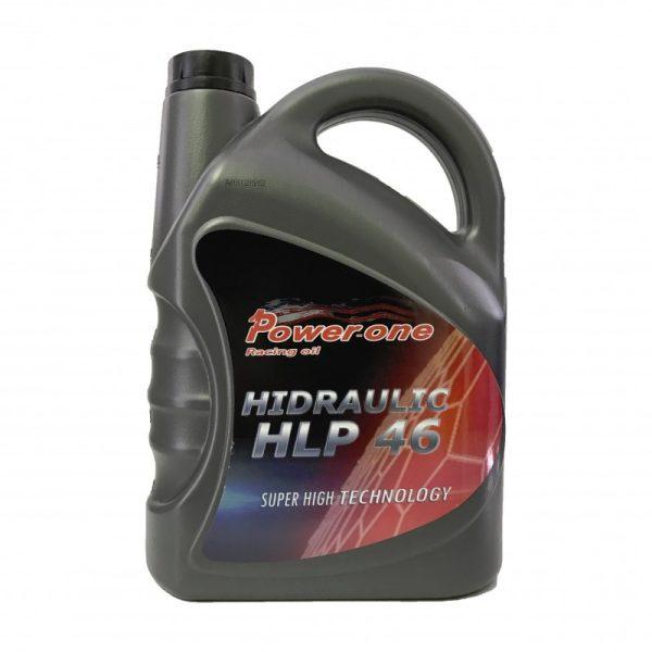 Aceite Power-one Hidráulico HLP 46 - 5 Litros