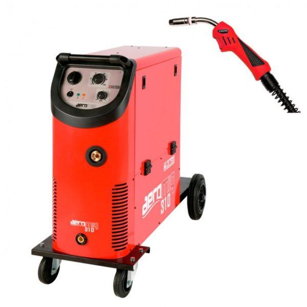 Soldering Iron Kit AEROTIG 3320 DC HF PULSE