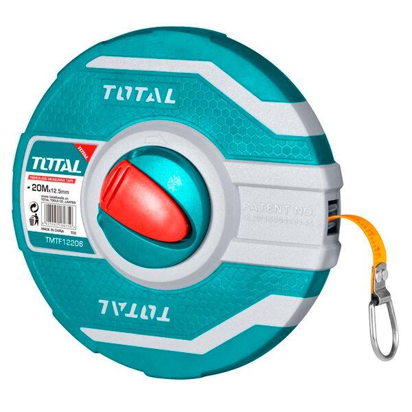 Maßband 20 x 12,5 mm Anova-Total TMTF12206