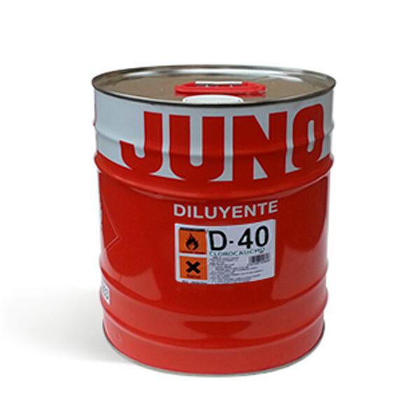 Solvant Juno CHLOROCAUCHO (D-40)