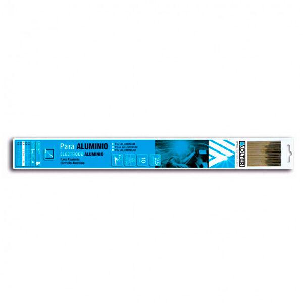 Electrodo Aluminio 2.5mm