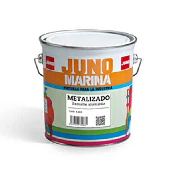 Aluminium émaillé Juno métallisé