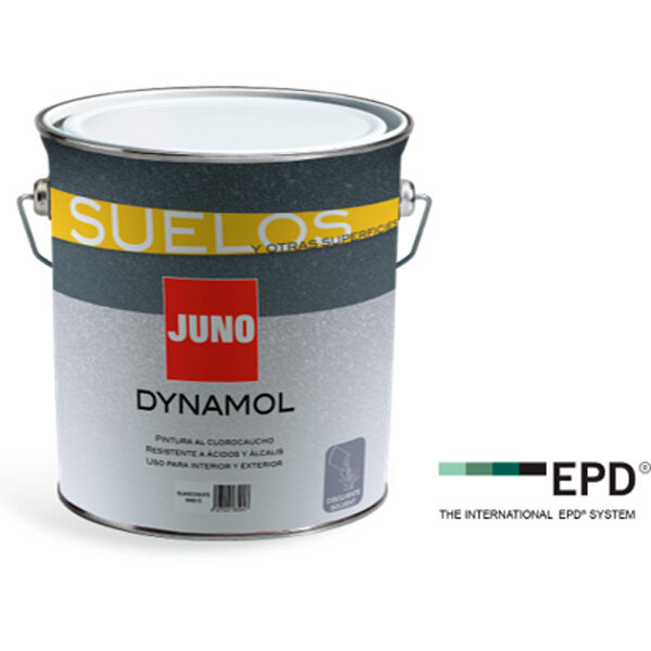 Émail caoutchouc chloré Juno DYNAMOL