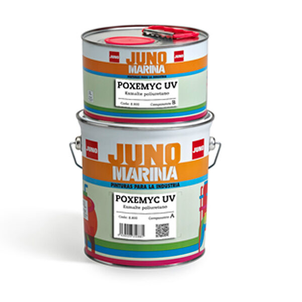 Émail polyuréthane UV Juno Poxemyc