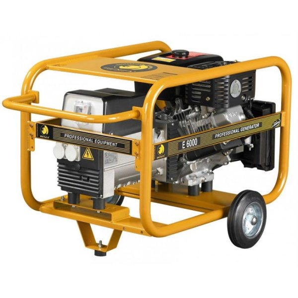 Generador BENZA E6000/ES6000 AVR