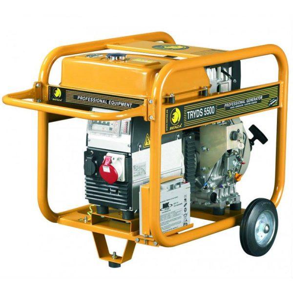Generador Benza TRYD5500/TRYDS5500