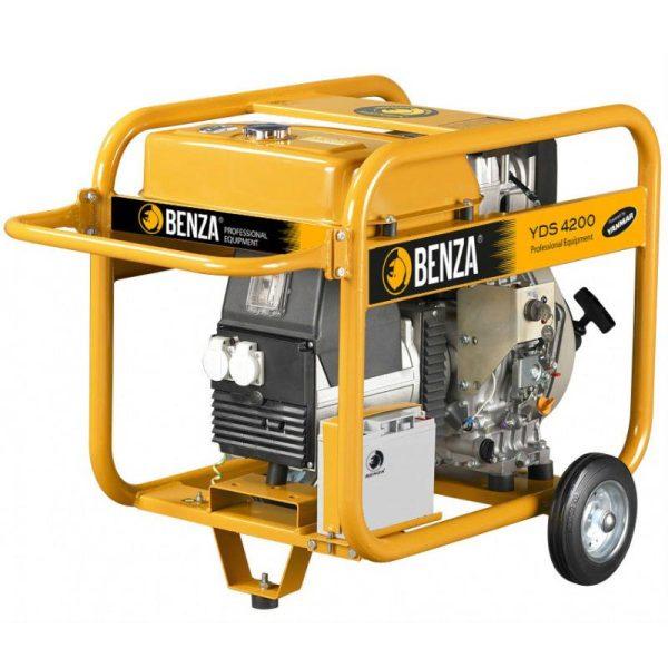 Generador Benza YD4200CD/YDS4200CD