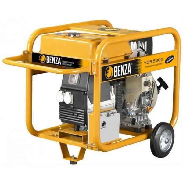 Generador Benza YD5000CD/YDS5000CD