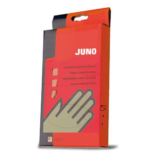 Guantes vinilo Juno
