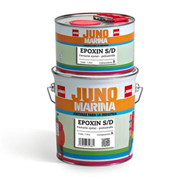 Juno Dynapok SD Epoxidbeschichtung