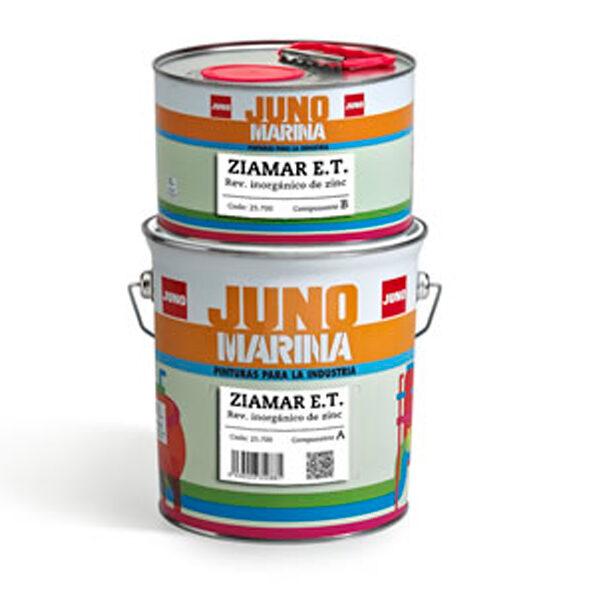 Juno Ziamar ET Zinkbeschichtung