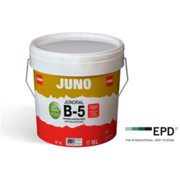 PINTURA DE INTERIORES JUNO B-5