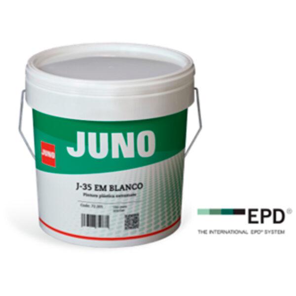 PINTURA DE INTERIORES JUNO J-35