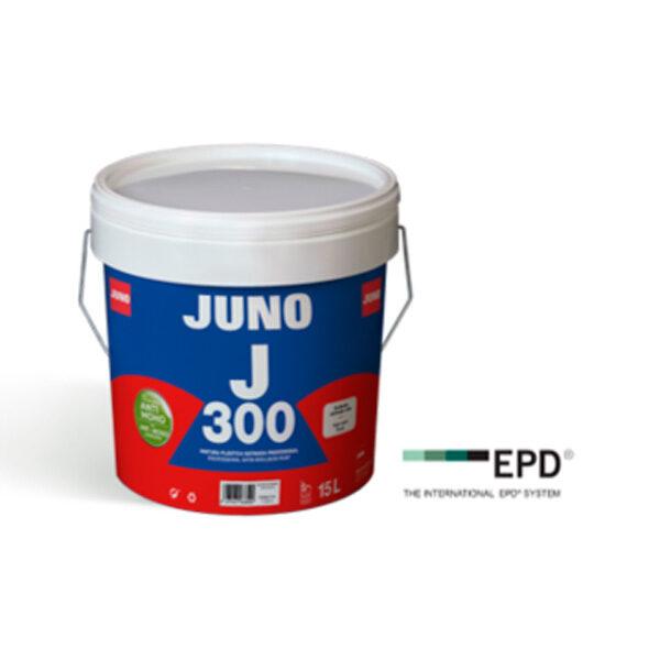Pintura de fachada Juno J-300 Satinada