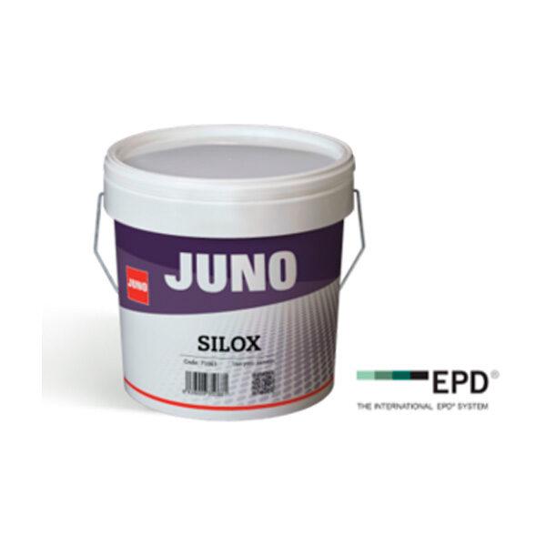 Pintura de fachada Juno SILOX