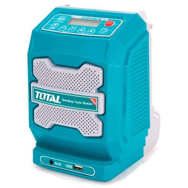 Radio de trabajo Total TJRLI2001