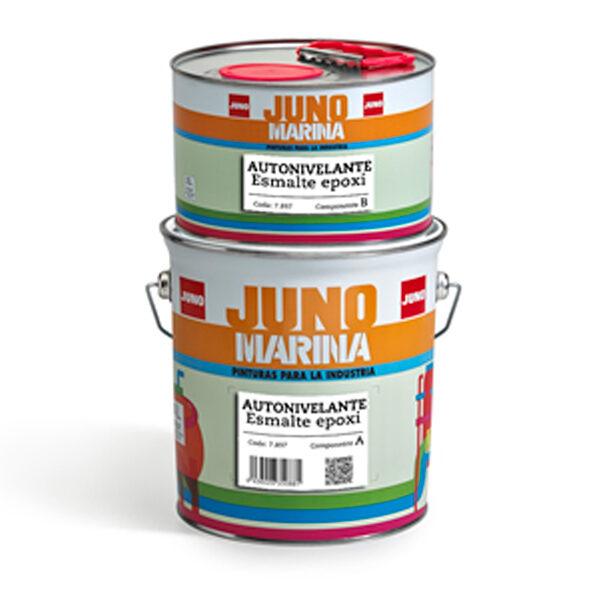 Recubrimiento epoxi Juno Pavimyc Autonivelante