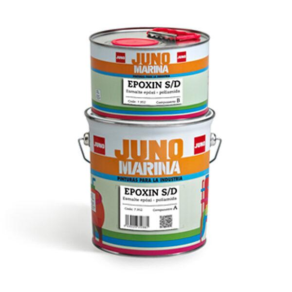 Revestimiento anticorrosivo epoxi Juno Dynapok Epoxin SD