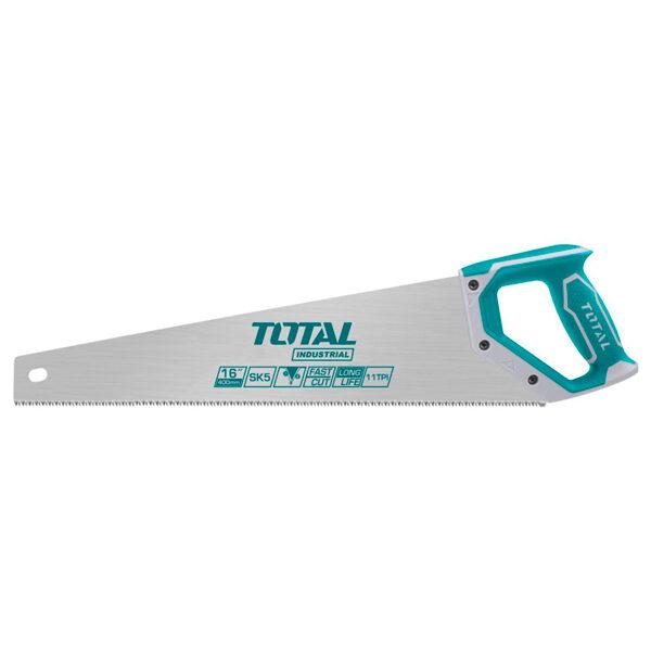Sierra para madera y PVC Total THT551663D