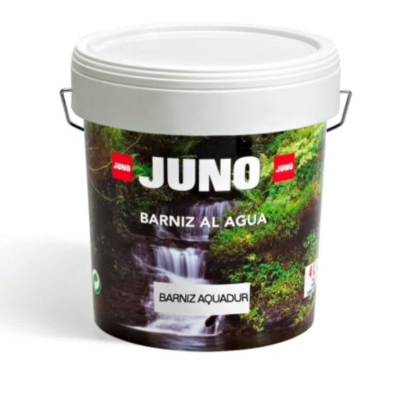 Vernis finition brillante Juno AQUADUR