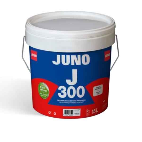 Pintura de fachada Juno J-300 Satinado Alto