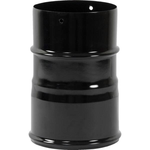 Verglastes Reduktionsrohr 120 bis 125 mm