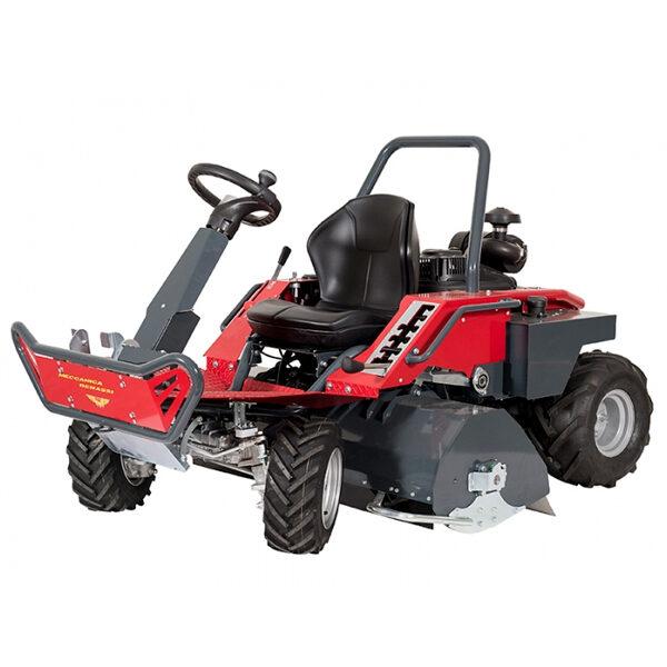 Mecannica Benassi FOX 110 4WD Freischneider Traktor