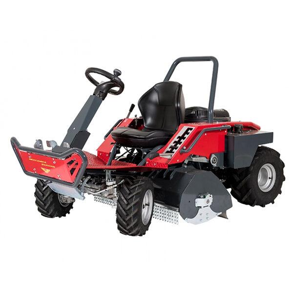 Mecannica Benassi FOX 95 4WD Freischneider Traktor