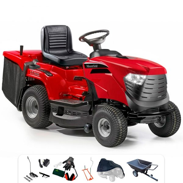 Tractor desbrozador Mountfield 1530 H
