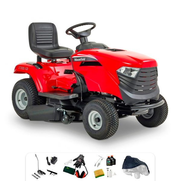 Tractor cortacésped Mountfield 1538 H-SD