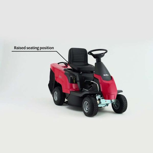 Tractor cortacésped Mountfield 827 H