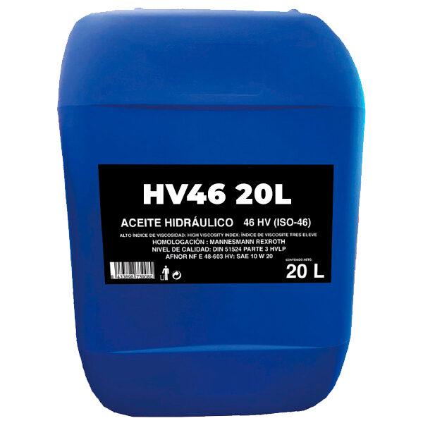 Aceite hidraúlico 20 litros HV46