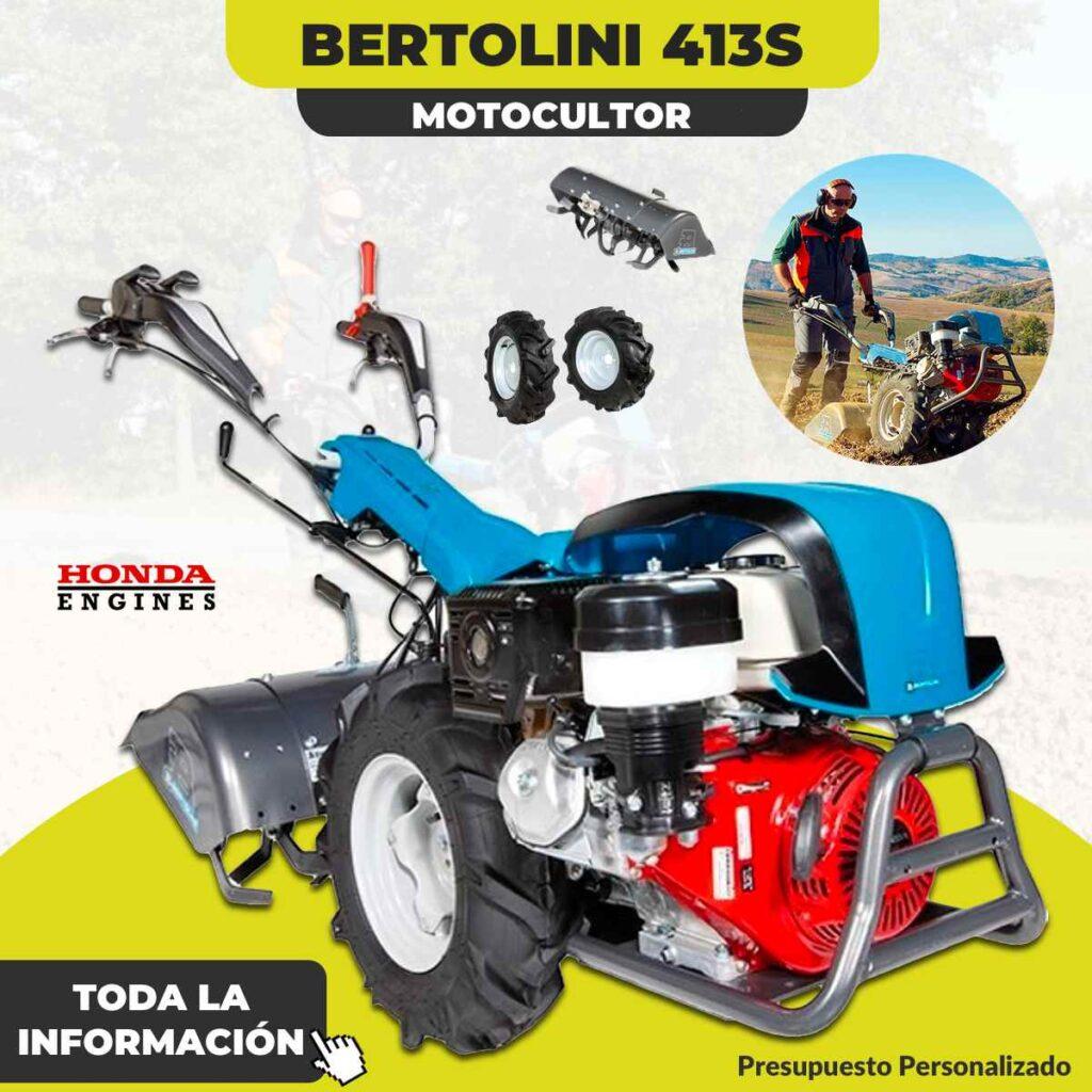 Tapis de course 413s bertolini