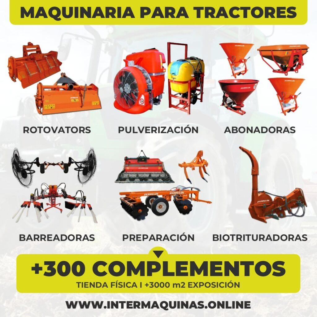 machines pour tracteurs