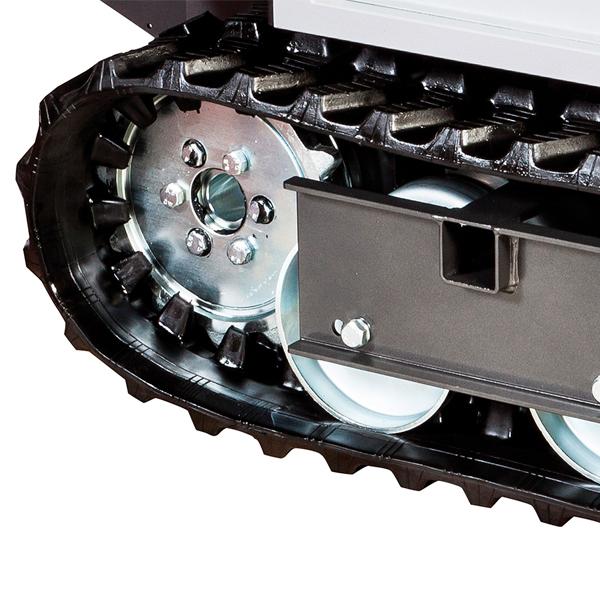 Carretilla oruga Bertolini BTR 550 DUMPER motor Honda